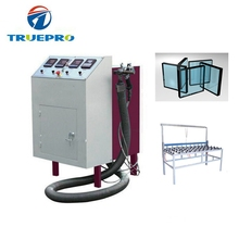 Insulating glass hot melt adhesive coating machine