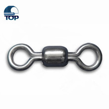 popular fishing tackle brass crane swivel for a big discount
