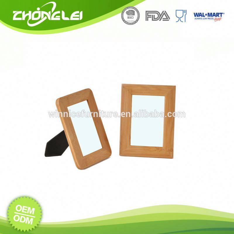 OEM Service FSC Certificated Lowest Cost Beautiful Simple Special Moments Photo Frames