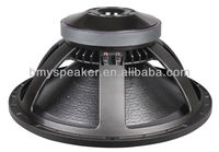 18'' High power PA subwoofer speaker 18TBX100-8 with U-sonic cone