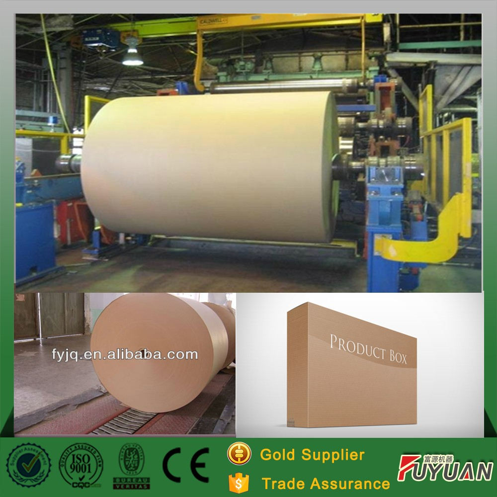 List manufacturers of industrial paper bag production line buy fy 1092mm high quality waste paper suppliers craftkraft paper making machine kraft bag paper production line jeuxipadfo Image collections