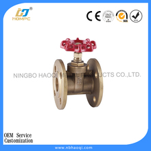 Europe Type chain wheel gate valve in slide gate valve