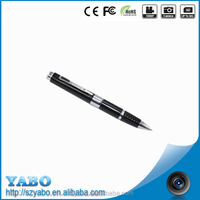 HD 720p mini pen camera with Webcam Function