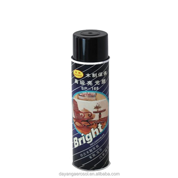 High Performance Spray Furniture Polish Wax for Wood