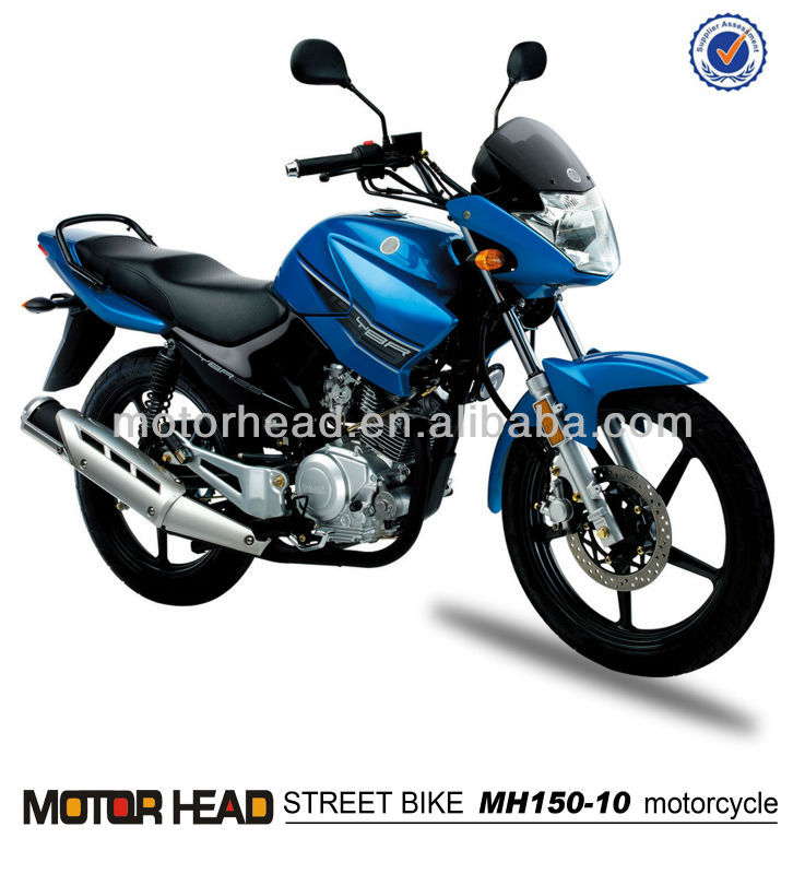 hot top quality 150cc 200cc YBR street legal motorcycle , cost-effective 150cc motorcycle