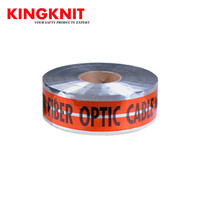 Underground Electric Cable Detectable Marking Warning Tape