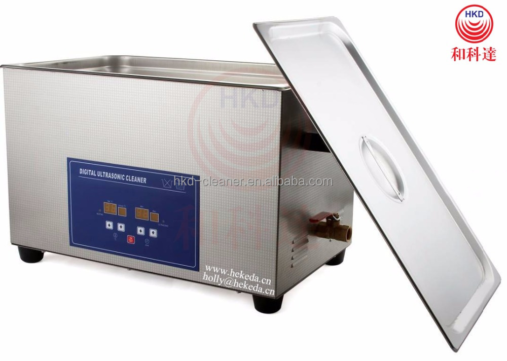 HKD-1018S 25KHz Auto Parts Ultrasonic Chamber Cleaner With Recycle System