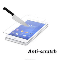 Premium Real Tempered Glass Screen Protector for Sony xperia Z3 Compact
