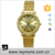 2017 New Design Hot Selling Japan Movt Alloy Wrist Watch For Lady