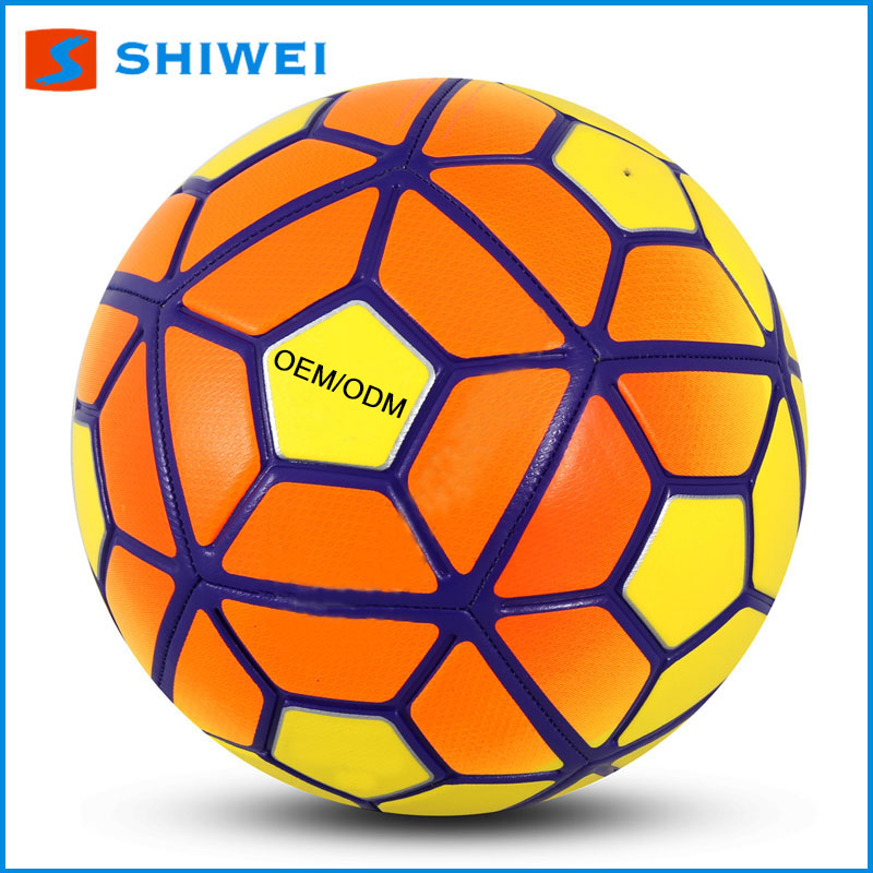 wholesale football soccer ball zq001 with factory price