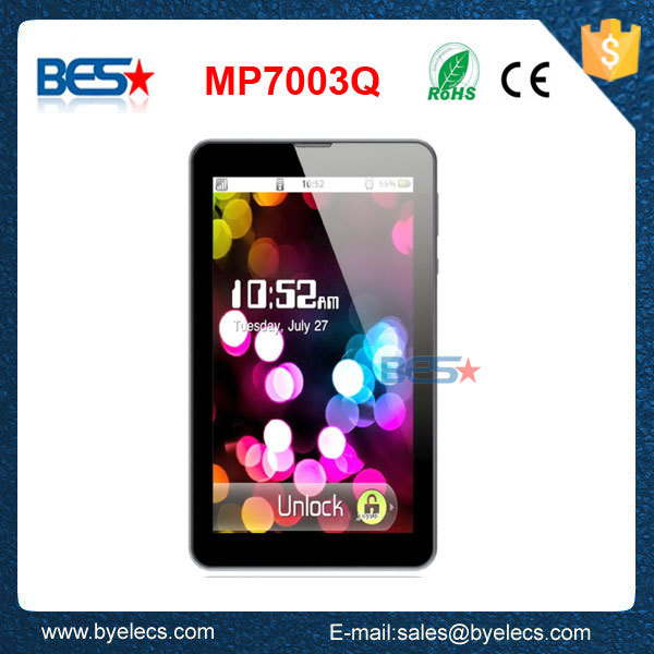 With trade assurance incredible HD screen google dual core sim card 3g low cost 3g tablet pc