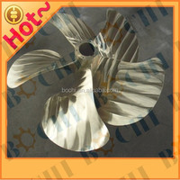 Five Blade High Speed Patrol boat Copper Alloy Marine Fixed Pitch Propeller