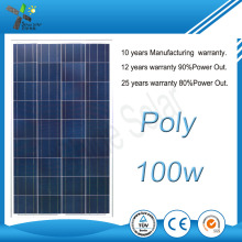 Top supplier high efficiency poly perlight solar panel 100w 150w 250w 300w solar pv module for solar power system