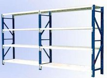metal storage rack light/middle/heavy duty system