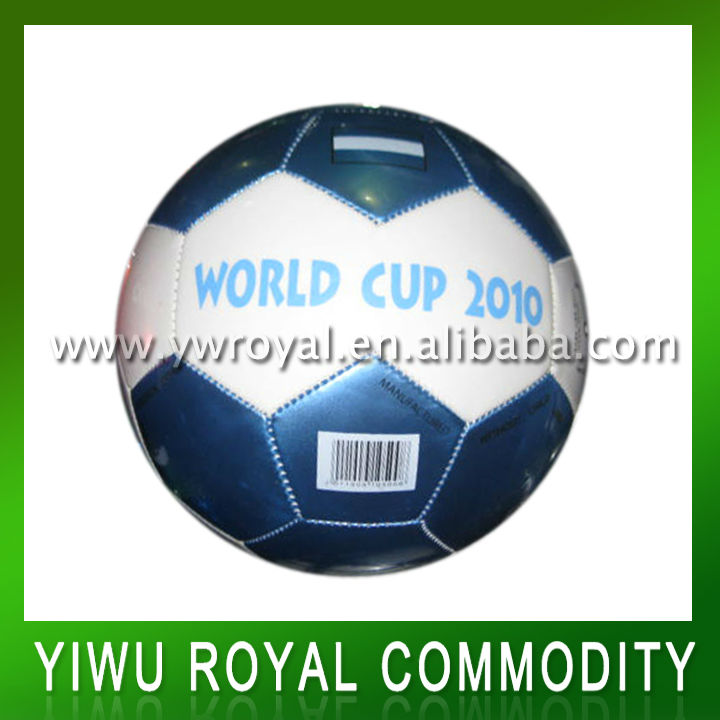 PVC Leather Colorful Size 5 South Africa Soccer Balls