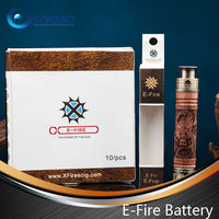 2013 Newest unique style original e fire e cig variable voltage mods