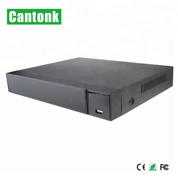 Cantonk hot sale H.265 POE NVR 4CH Plug and Play support