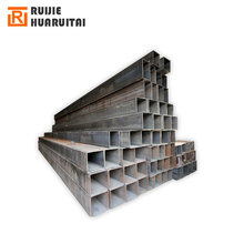 Erw q235 carbon steel pipe, fence panels 10x10 square hollow section, shs 400x400 rectangular tubes