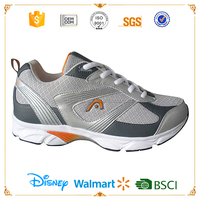 Latest design mesh shoes Comfortable ventilate shoes Men sport shoes