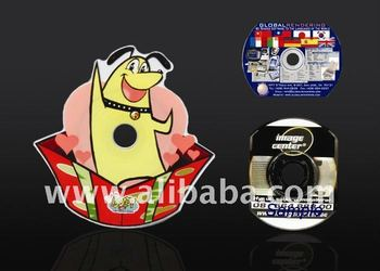 BUSINESS CARD / NAME CARD DISC - CD / DVD