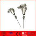 stainless steel duplex/simplex MI thermocouple