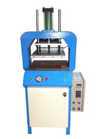 low price leather shoes making machine