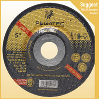 Angle Grinder EN12413 Resin Abrasive Cutting Discs for Metal
