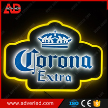 Custom LED Sign Slim light box POP Sign Acrylic signage for bar/restaurant decoration
