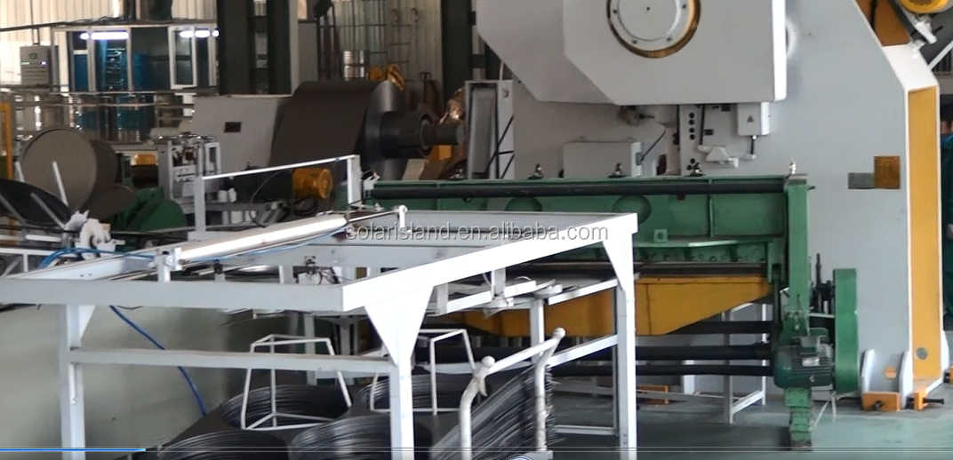 Oil Steel Drum End Covers and Bottom Production Line