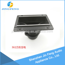 shenzhen car speaker plastic roadway traffic bosch klaxon buzzer piezo