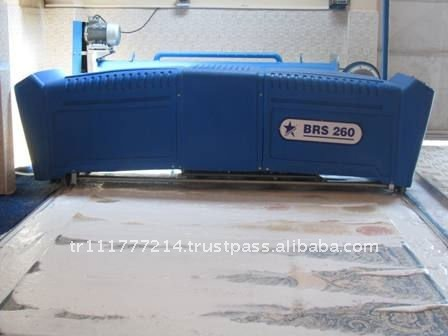 Full automatic carpet & rug washing machine
