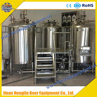 High quality micro brewery equipment 50l craft beer brewing equipment
