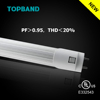 DLC/UL listed chinese sex led tube 8 china 18w ac100-277v with best price