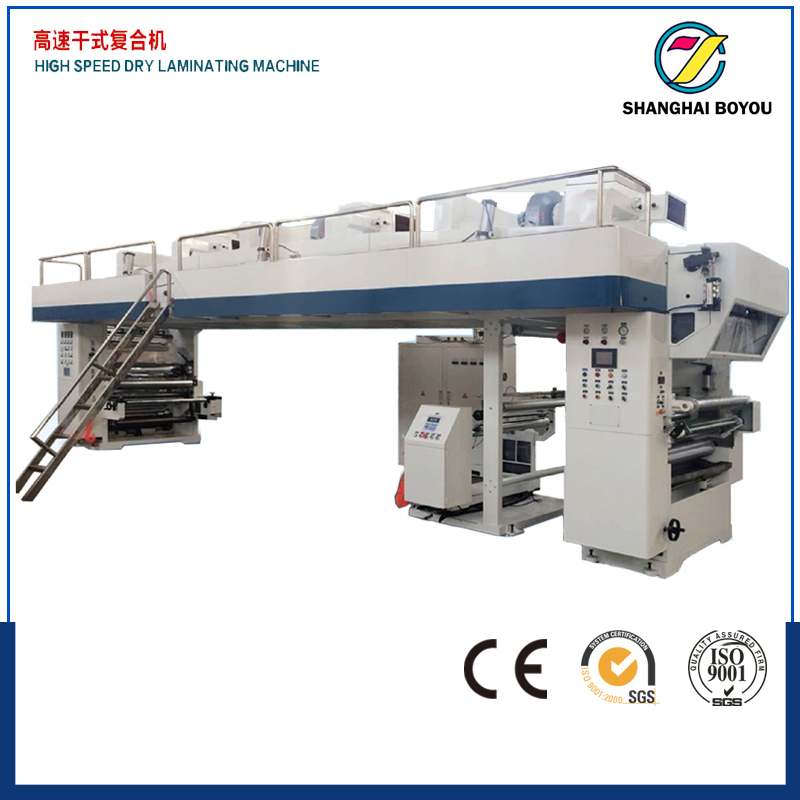 HGF series automatic thermal film laminating machine