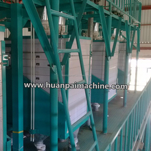 50-100TPD electric corn mill / corn mill equipment / flour production line