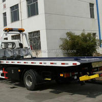 TOW TRUCK WRECKER RECOVERY VEHICLE
