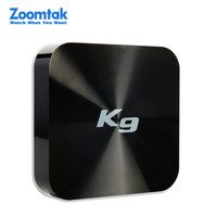 Zoomtak K9 digital TV tuner box with software upgrade function