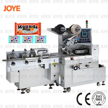 JY-800Q Automatic Nougat Bonbon Packing Machine/Flow Candy Packing Machine