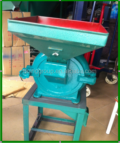 China top supplier electric corn grinder machine /grain flour milling machine