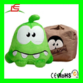 plush gree feed candy Cushions Stuffed toys Two kinds of forms
