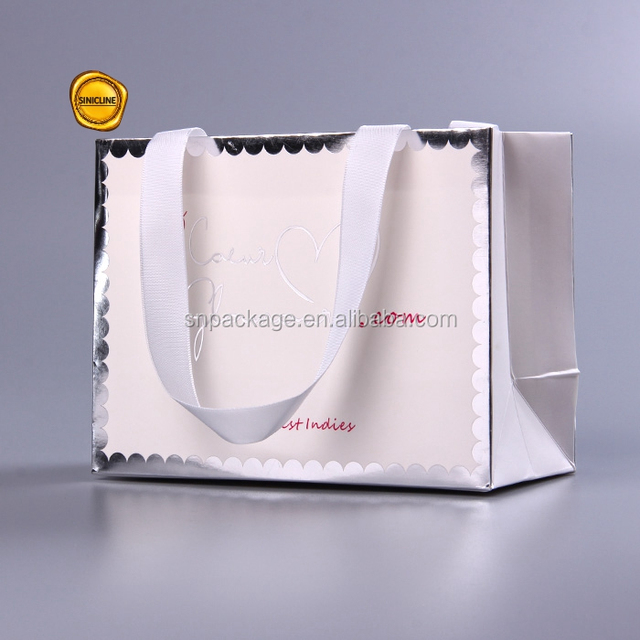 Sun Nature human hair wig paper packaging bag