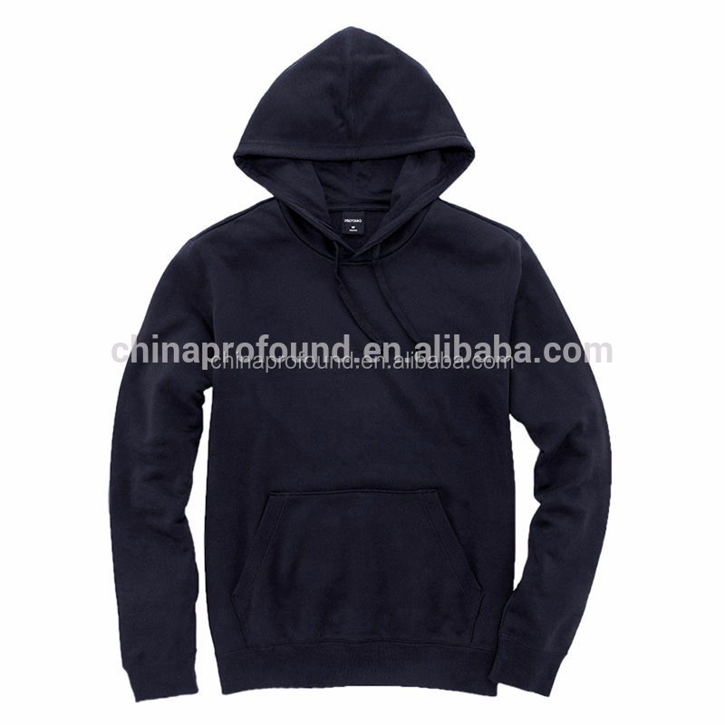 wholesale custom designs plain blank greay cheap hoodies for men cotton hoody manufacturer