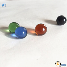3.969mm high precision chinese cheap clear blown glass beads