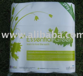 Essential Green 2 Ply Toilet Paper