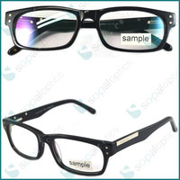 2014 Stars with decorative glasses Optical frames with flex