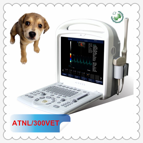 Most favorable&ATNL300 portable color doppler ultrasound scanner system/veterinary ultrasound equipment