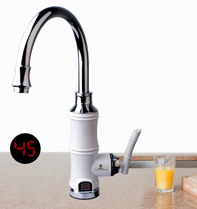 digital faucet