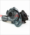 Ball bearing turbo charger K03