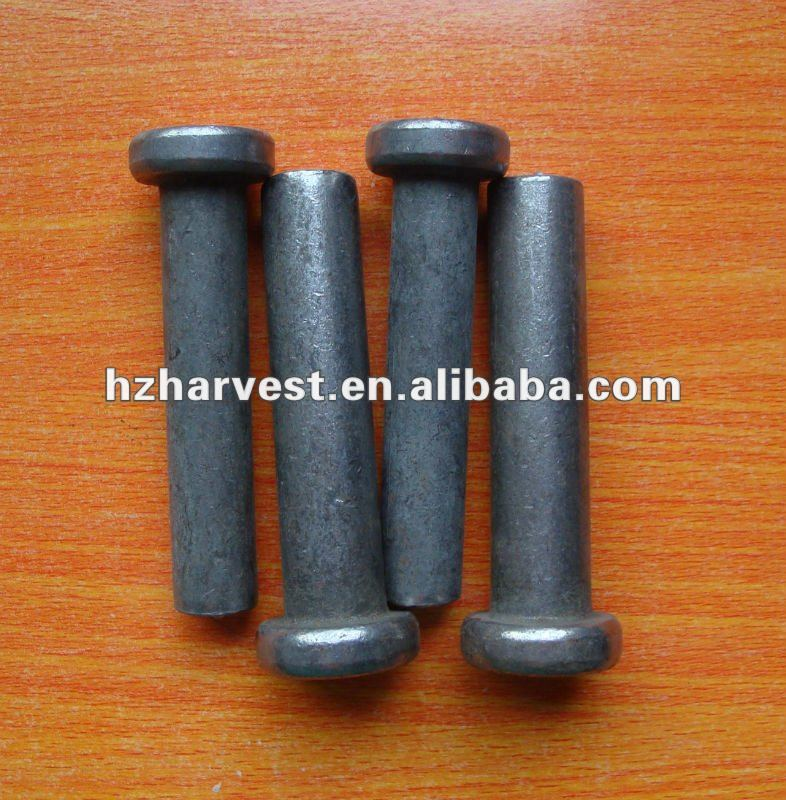 ISO 13918 shear connector welding bolt welding stud bolt fasteners customized coldformed metal parts