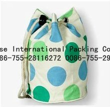 small canvas drawstring bags promotion